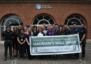 Hadrian's Wall Walk Pre-event Final