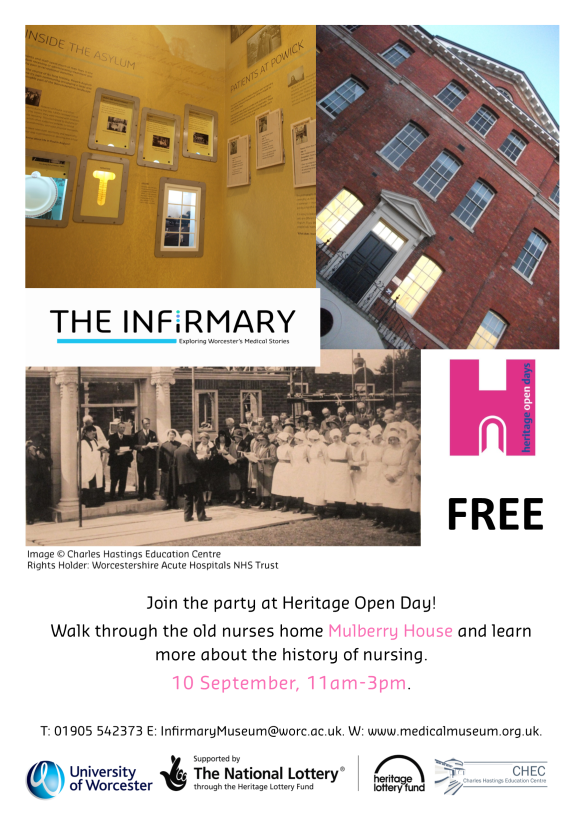 Heritage Open Day poster 2 mm