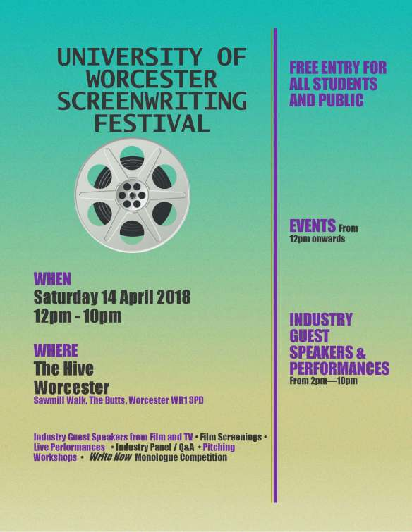 Screenwriting Festival Poster 2018_final