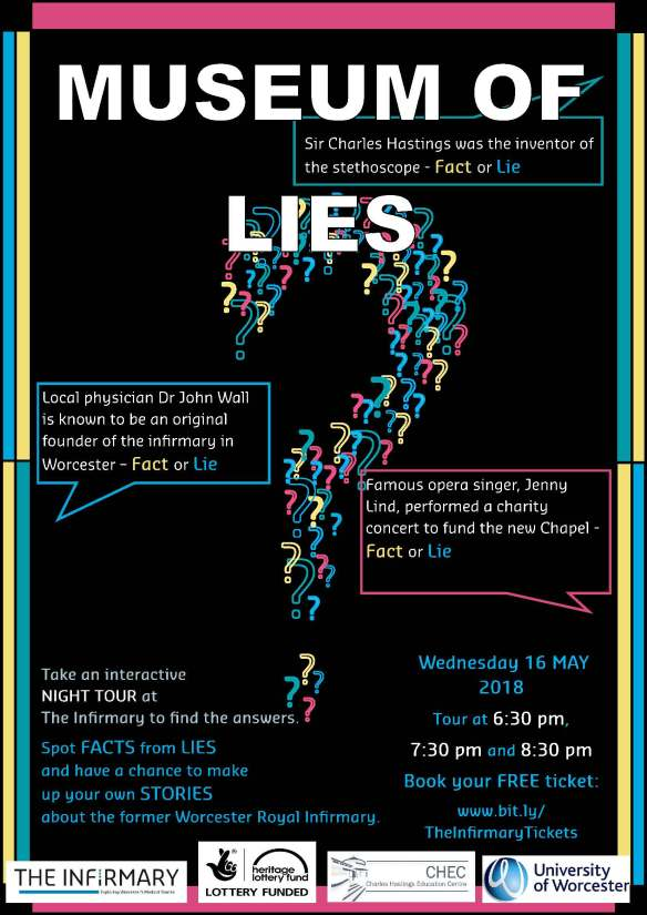 Museum of lies