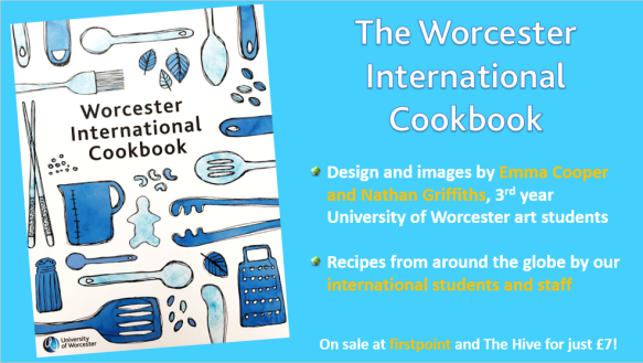 Worcester International Cookbook