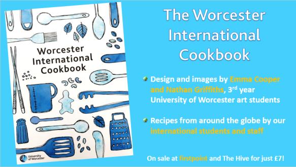Worcester International Cookbook