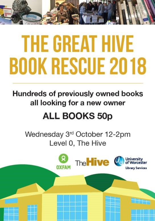 great hive book rescue