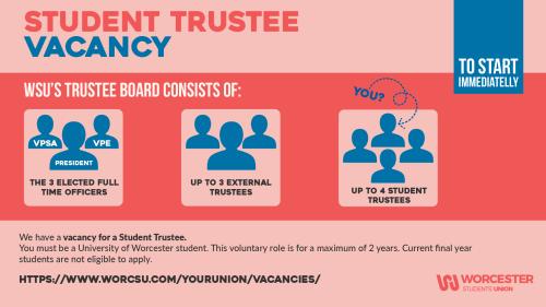 Student trustee
