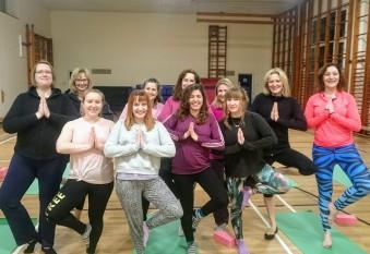 Tuesday Yoga Group