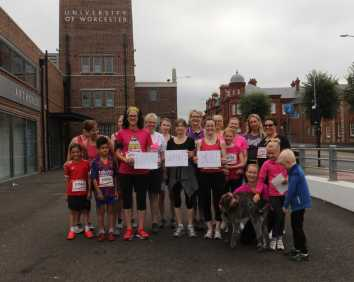 Race for life 2